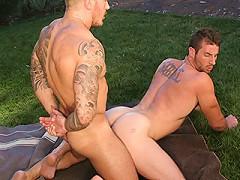 Francesco DMacho & Rusty Stevens