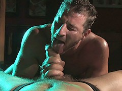 Rusty Stevens and Tommy Defendi